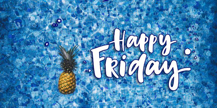 5 Friday Favorites – Fabulous Female Edition