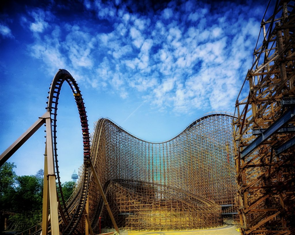 Celebrate Life ~ Our Favorite Weird, Wacky Holidays in August: National Roller Coaster Day